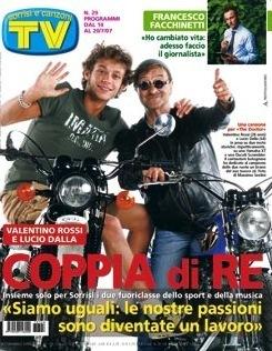 Since the farewell |  Valentino Rossi remembers Lucio Dalla | Ductalk Ducati News | Scoop.it