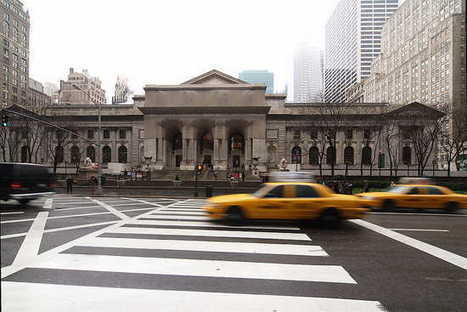 New York City libraries are doing something incredible | Future Trends in Libraries | Scoop.it