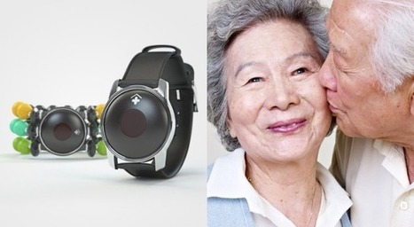 Smartwatch for seniors tracks their daily routines   ECE Student Projects Inspiration and Creation   Scoop.it