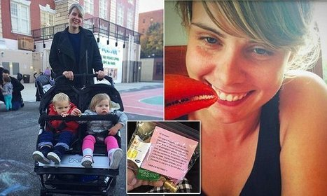 Mother of two slams parents who give out 'goody bags' on planes | Kickin' Kickers | Scoop.it