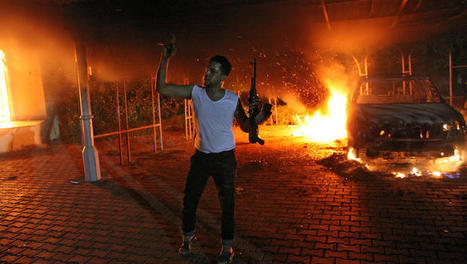 Benghazi for Dummies - On September 11, 2012, a Muslim terrorist group stormed the American embassy outpost in Benghazi, Libya.  Four Americans were killed, including the United States Ambassador t... | Veterans | Scoop.it