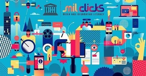 MIL CLICKS : nouveau mouvement en faveur de l'éducation aux médias et à l'information sur les réseaux sociaux | EMI | Scoop.it