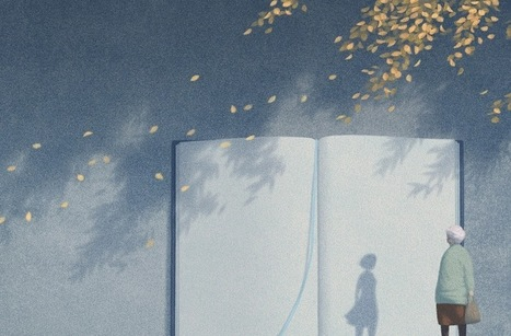 Books as metaphors on illustrations by Jungho Lee (pictures)   Ebook and Publishing   Scoop.it