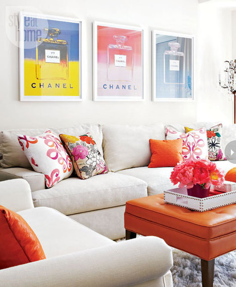 Top 12 interiors of 2012 - Style At Home | Home Improvement Ideas | Scoop.it