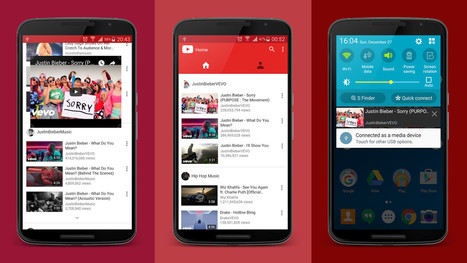 6 alternative YouTube apps you should check out - Memeburn | Bazaar | Scoop.it