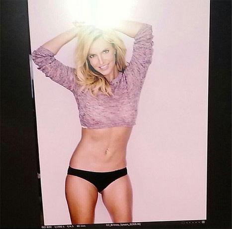 "Best Britney's Ever Looked, Hands Down | ""FOLLIEWOOD"" | Scoop.it"
