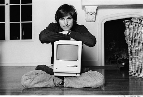 A Collection of 60 Inspirational Steve Jobs Quotes About Life, Design and Apple | Steve Jobs: A Master Thinker | Scoop.it
