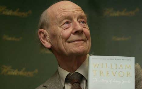 William Trevor Was An Irish Protestant With A K