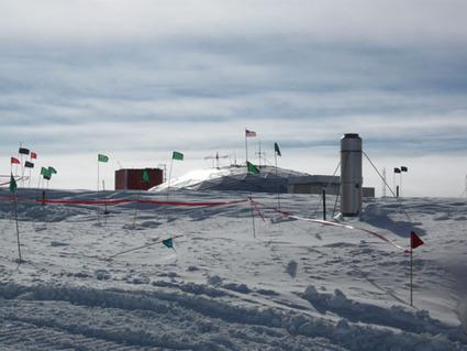 Gruenrekorder » Sonic Antarctica | Andrea Polli | DESARTSONNANTS - CRÉATION SONORE ET ENVIRONNEMENT - ENVIRONMENTAL SOUND ART - PAYSAGES ET ECOLOGIE SONORE | Scoop.it