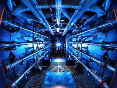 The EU Is Building The World's Most Powerful Laser Beam To 'Zap' Nuclear Waste | Digital Sunrise Europe | Scoop.it
