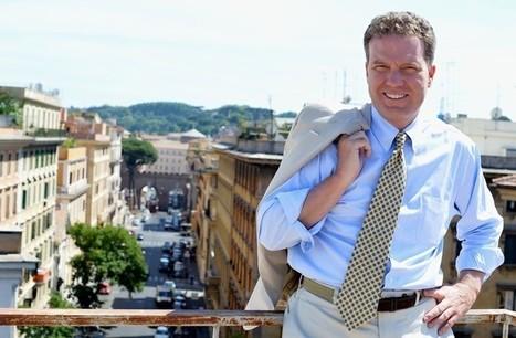 Greg Burke, le nouveau porte-parole du pape | Echos des Eglises | Scoop.it