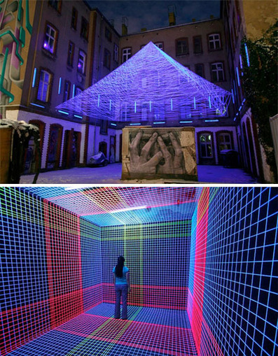 See the Art, be the Art, You Are the Art! A Guide to Interactive Art | Best Urban Art | Scoop.it
