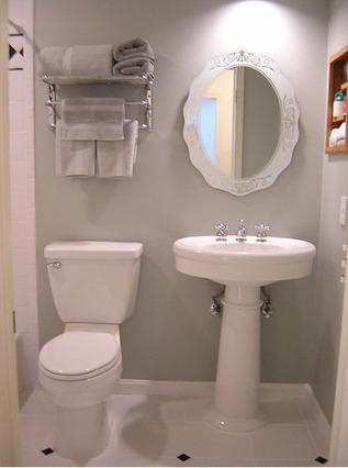 Ideas para decorar un cuarto de ba o peq - Decorar un cuarto de bano ...
