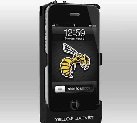 Funda de iPhone con táser integrado » No Puedo Creer | Entretenimientored | Scoop.it