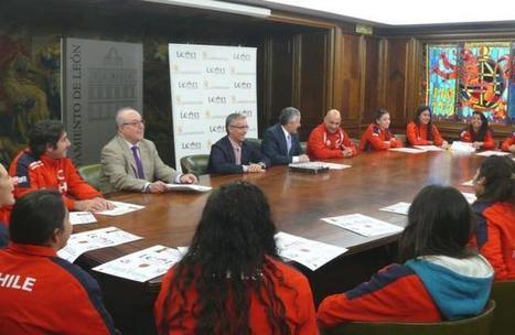 León presenta su I Torneo Cuna del Parlamentarismo | Balonfemme | Scoop.it