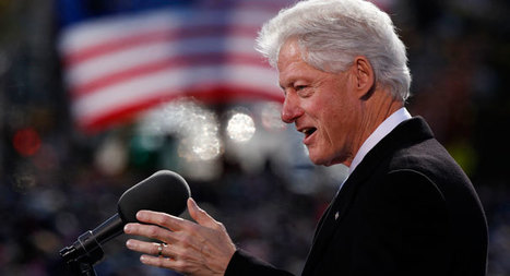 Bill Clinton: Drug war 'hasn't worked' | Police Problems and Policy | Scoop.it