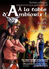 A la table d'Ambiorix | Festivals Celtiques et fêtes médiévales | Scoop.it