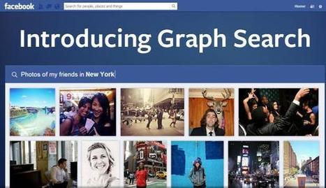 Facebook présente «Graph Search», son outil de recherche sociale | Réseaux Sociaux : tendances et pratiques | Scoop.it