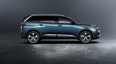 Peugeot 5008: z MPV je sedemmiestne SUV a konkurent Škody Kodiaq   Doprava a technológie   Scoop.it