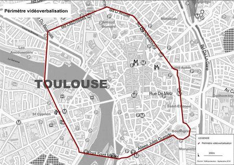 La vidéo verbalisation contre le stationnement gênant | Toulouse La Ville Rose | Scoop.it