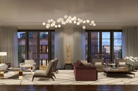 Manhattan's most-celebrated architects and interior designers go large-scale   Design & Construction   Scoop.it