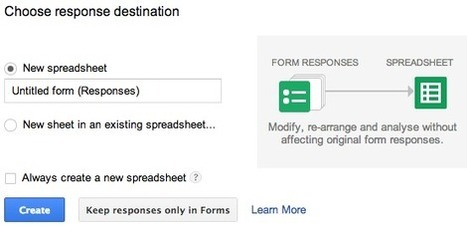 10 Advanced Tips & Tricks For Google Forms   Using Google Drive in the classroom   Scoop.it