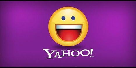 Yahoo elimina passwords no acesso ao email - SAPO Tek   DIGITAL CULTURE   Scoop.it