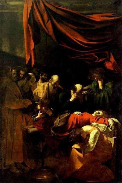 Caravaggio: la morte della Vergine | Capire l'arte | Scoop.it
