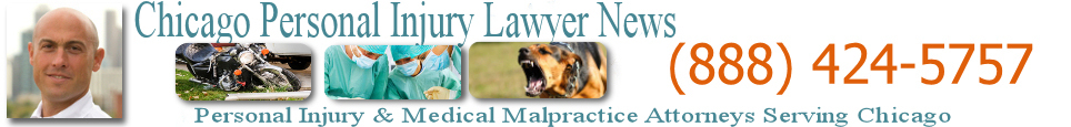 Chicago Personal Injury Lawyer News