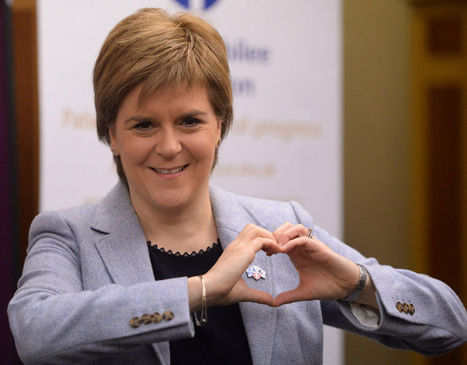 Nicola Sturgeon 'likely to call second referendum in 2018' – and Scotland 'will vote YES' | My Scotland | Scoop.it