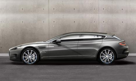 bertone aston martin rapide jet 2+2 shooting brake concept   Digital-News on Scoop.it today   Scoop.it