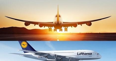 Le retour de Lufthansa à Bordeaux | Allemagne tourisme et culture | Scoop.it