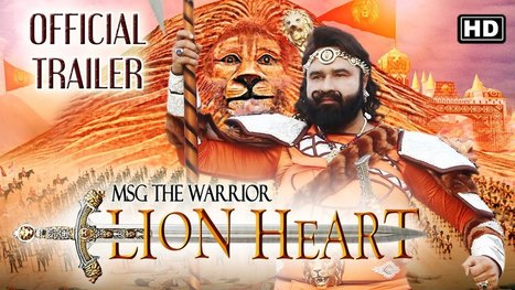 "MSG The Warrior – ""LION HEART"" Official Trailer 
