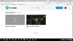 Viar: créer des visites en réalité virtuelle à partir de vos panoramiques – Le coutelas de Ticeman | le foyer de Ticeman | Scoop.it
