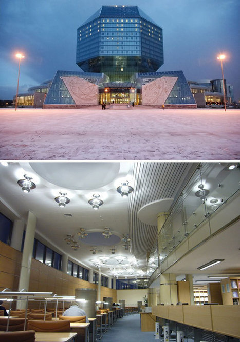 The 25 Most Beautiful Public Libraries in the World | Bioinformatics Training | Scoop.it