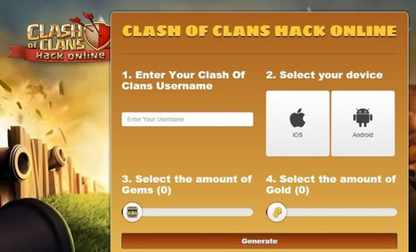 free gems for clash of clans 2018