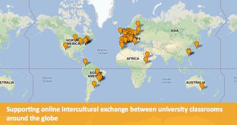 UNI-Collaboration   Online Intercultural Exchange   intercultural exchanges + telecollaboration   Scoop.it
