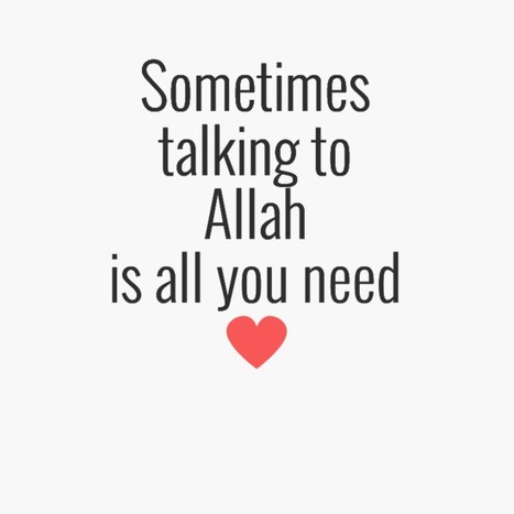 we need Allah | Quran Online | Scoop.it