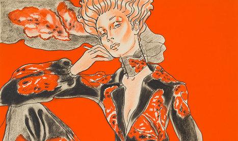 Fashion Illustrator Antonio Lopez is Remembered in Exhibit   Artinfo   20th century design   Scoop.it