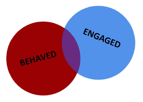 Well-Behaved Students and Engaged Students Aren't the Same Thing | 21st century school | Scoop.it