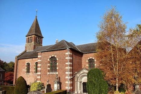 GéW@Pi: Un florilège des registres paroissiaux (II) : Une nouvelle église à Chercq (1772-1774) | GenealoNet | Scoop.it