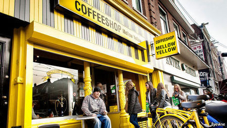 The Economist explains, man: Why Amsterdam's coffeeshops are closing  | The Economist | Criminology and Economic Theory | Scoop.it