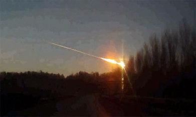 Russian meteorite strike highlights asteroid danger | Reason to Write | Scoop.it