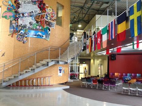 Blended Learning Demands Big Open Spaces - Getting Smart by Tom Vander Ark - blended learning, High school | Learning Leader | Scoop.it