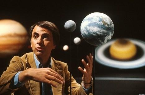 Carl Sagan, el hombre que convirtió la divulgación científica en un viaje personal | Singularidad Tecnológica | Scoop.it