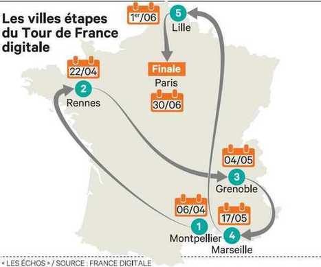 France Digitale cherche sa nouvelle star en régions pour son prix à 1,5 million | Toulouse networks | Scoop.it