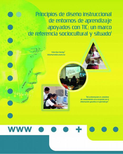 Principios de diseño instruccional de entornos de aprendizaje apoyados con TIC | eduvirtual | Scoop.it