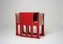 Teanest Table and Chairs by Jody Leach | What Surrounds You | Scoop.it