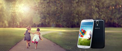 Samsung GALAXY S4 - Acompaña tu vida   Tecnología 2015   Scoop.it