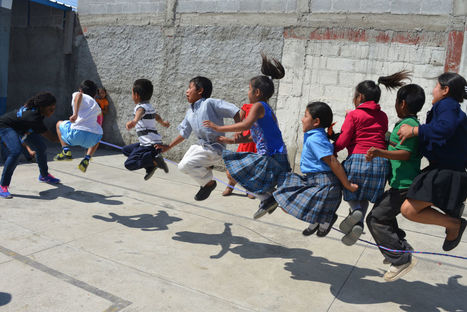 More Playtime! How Kids Succeed with Recess Four Times a Day at School | Learning spot | Scoop.it